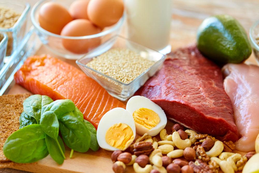nutriments essentiels au quotidien