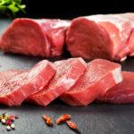 colis de viande