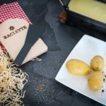raclette et ses accompagnement