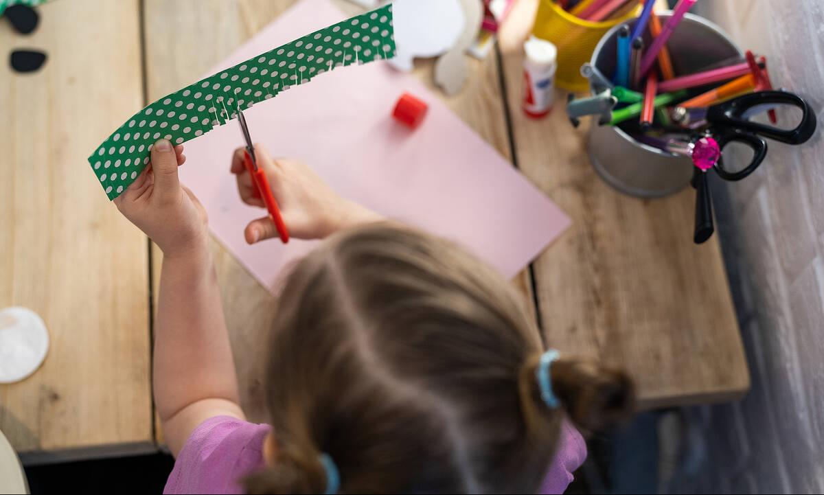 différentes activités manuelles pour des enfants